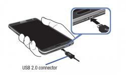 Note 3 Normal Şarj Cihazı
