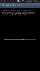 Android-adjustable-flaş-parlaklık-ayarı