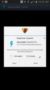 super-user-izin-isteme-ekranı