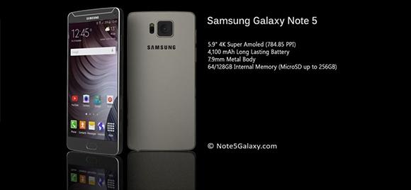 Galaxy, Galaxy Note, Galaxy Note 5