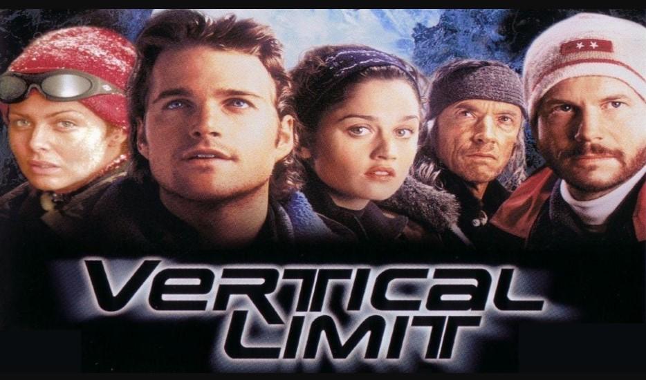 dikey limit, vertical limit